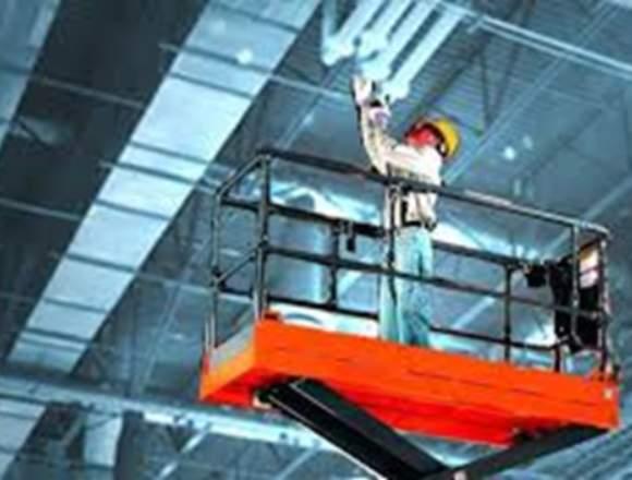 Mantenimiento a techos de bodegas