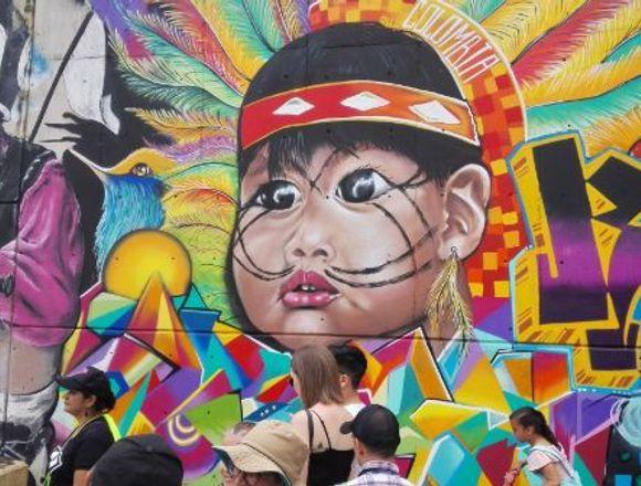 Graffitour Medellín Colombia