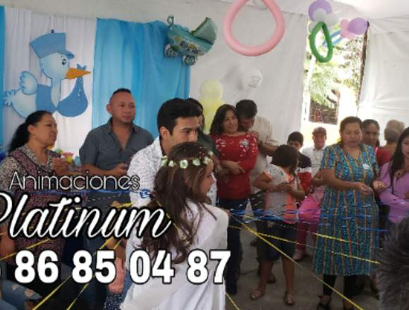 Baby shower Animadora Profesional
