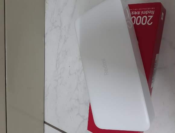 Power Bank Redmi  20,000 mAh Xiaomi