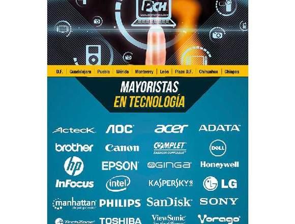 PCH MAYOREO MAYORISTAS EN TECNOLOGÍA. EN MÉXICO