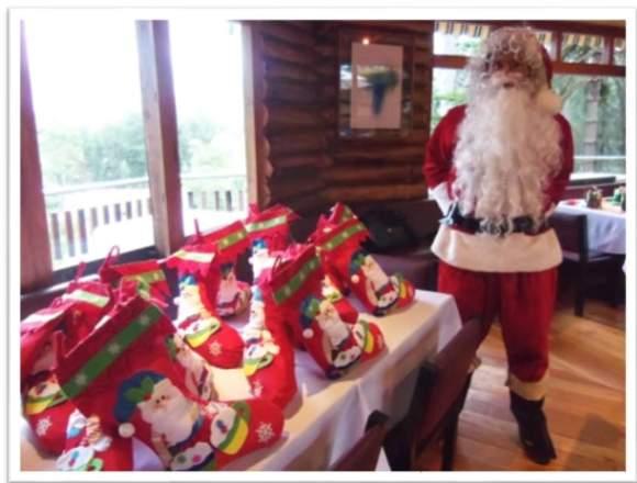 Agasajos navideños empresariales
