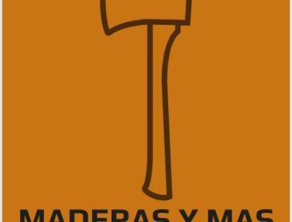 SE HACEN TODO TIPO DE TRABAJOS EN MADERA.