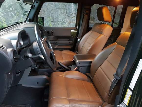 Jeep Wrangler Año Modelo 2008
