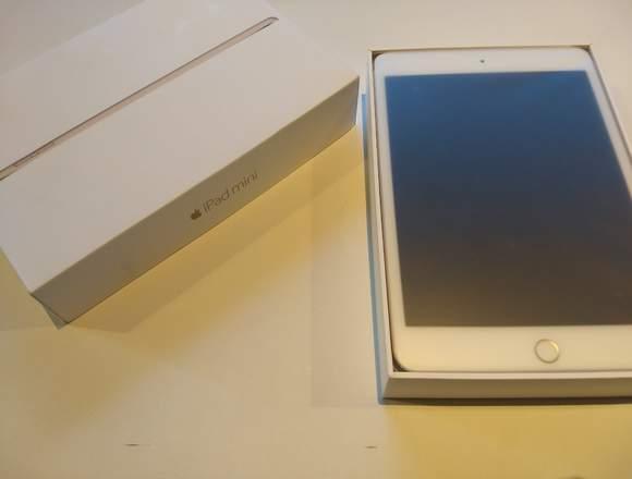 Apple Ipad mini 4 128GB  Gold Nuevo - Buen precio