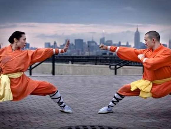 Kung Fu, Sanda y Tai ji