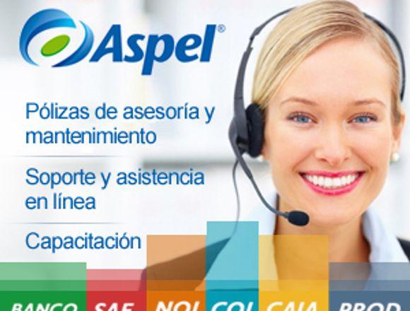 ASPEL SOPORTE TECNICO Y CAPACITACION