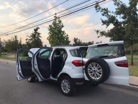 Ford Ecosport  FULL 2017
