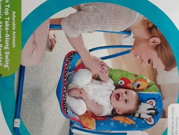 mesedora para bebe electrica