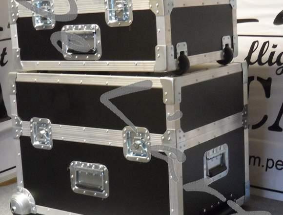 Flight Road CASE Baúl caja de transporte,  PERU