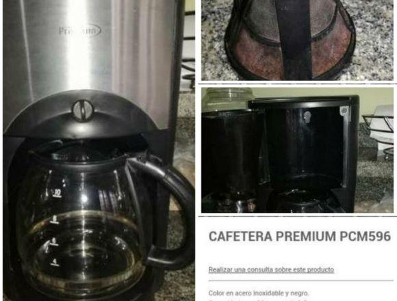 Cafetera Premium usada en buen estado