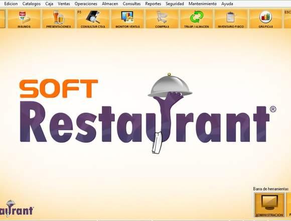 Soft Restaurant No, Soporte E Instalacion En Linea