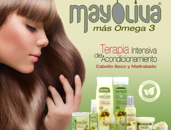 MayOliva ® REMEDIO QUE REVIVE TU CABELLO