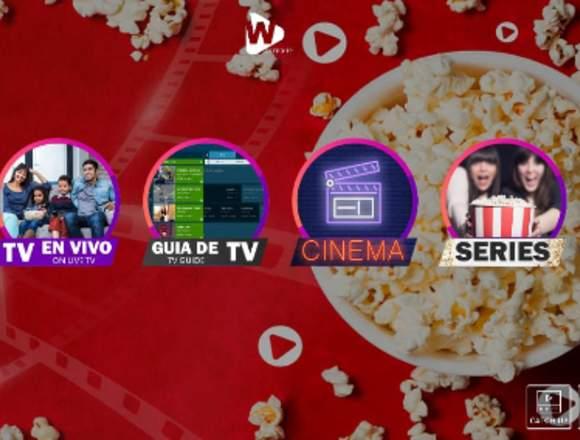Televisión Wao Movie