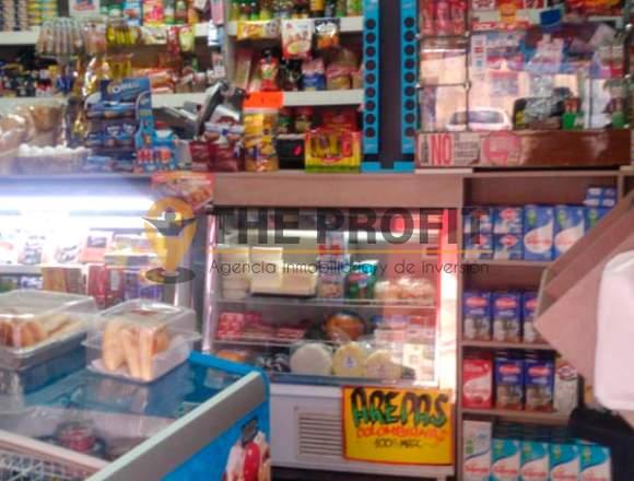 Vendo minimarket en Independencia