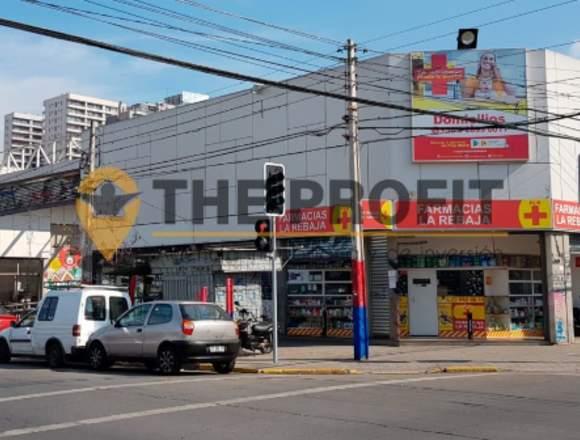 Arriendo local comercial en San Diego, Santiago