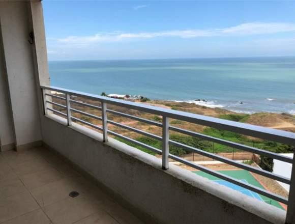 Departamento con Espectacular Vista en Ocean Tower