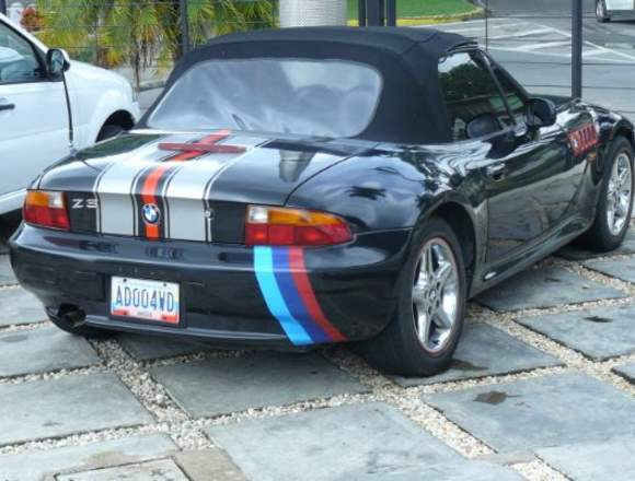 BMW Z3 98 rouster convertible