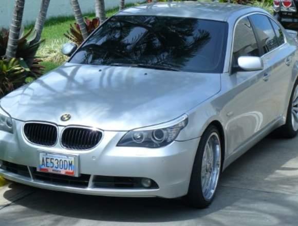 BMW 525i 2009 limosine