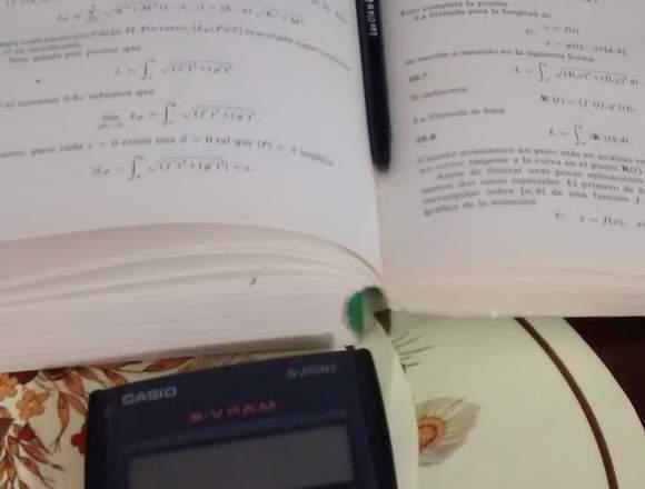 Matemática financiera/ Surco, San Borja.