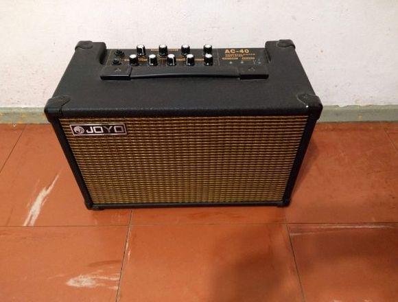 Amplificador JOYO AC40