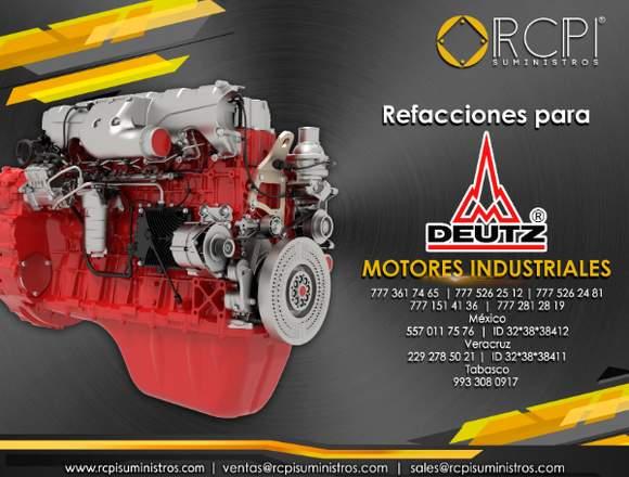 Repuestos para motores industrialesDeutz