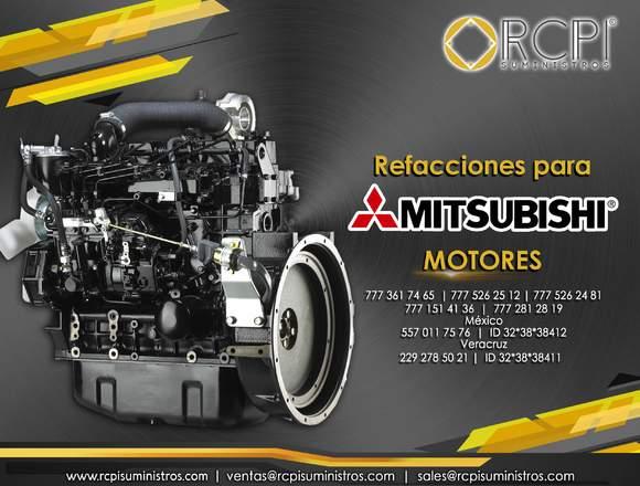 Partes para motores diésel Mitsubishi
