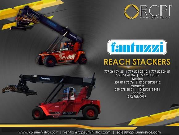 Partes para reach stackers Fantuzzi