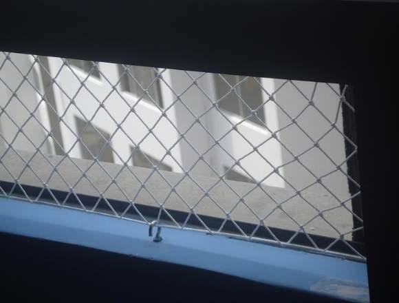 Mallas de Seguridad PROTEC MALLAS