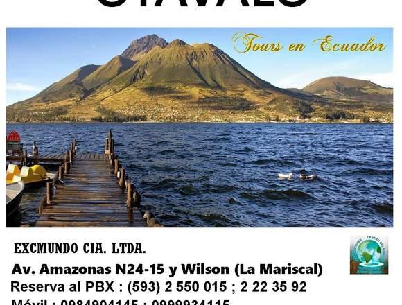 TOUR OTAVALO ECUADOR