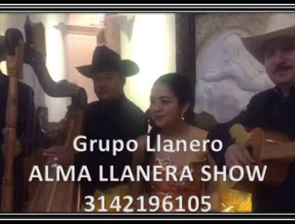 Serenatas Llaneras para Enamorar ALMA LLANERA SHOW