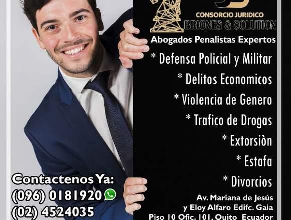 Abogado Penalista Quito