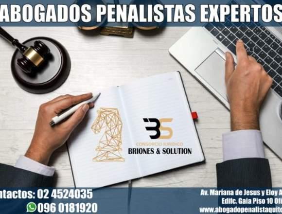 Abogado Penalista Experto Eficiente y Económico