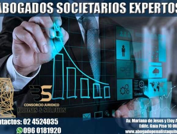 Abogado Empresarial Ecuador Experto