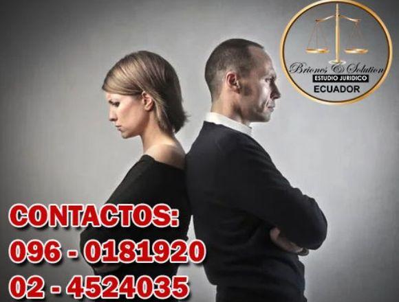 Abogado Divorcios Expertos