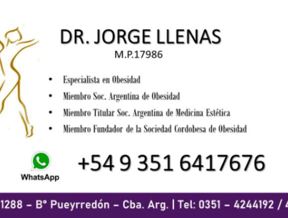Doctor Jorge Llenas