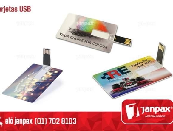 USB CORPORATIVOS - JANPAX
