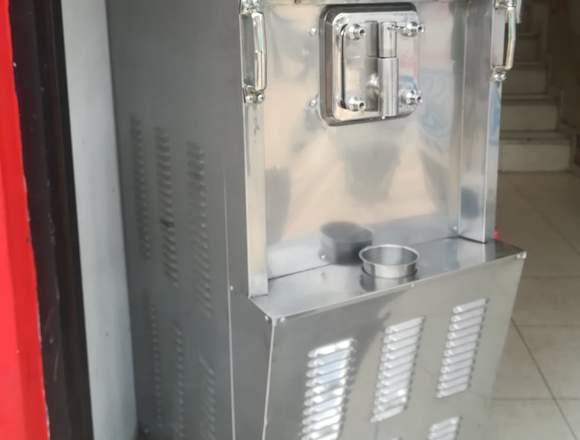Maquina para crema de helados