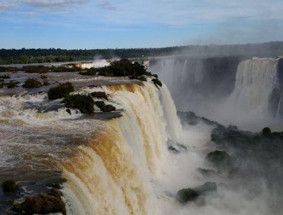 Transporte para las Cataratas do Iguaçu