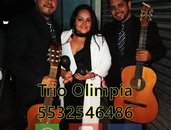 contratar trios musicales cdmx