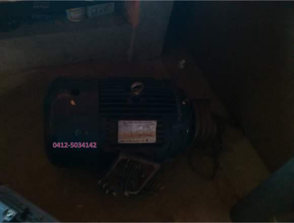 Motore Trifasico De 25Hp 1760Rpm Y 20Hp 1720Rpm