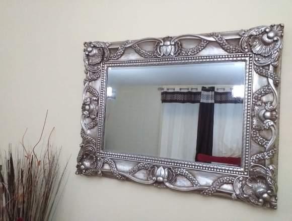 Vendo Espejo Moderno de Lujo