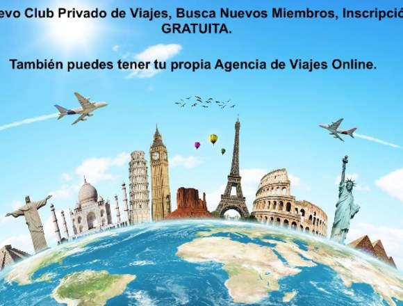 Ten tu Propia Agencia de Viajes Online.