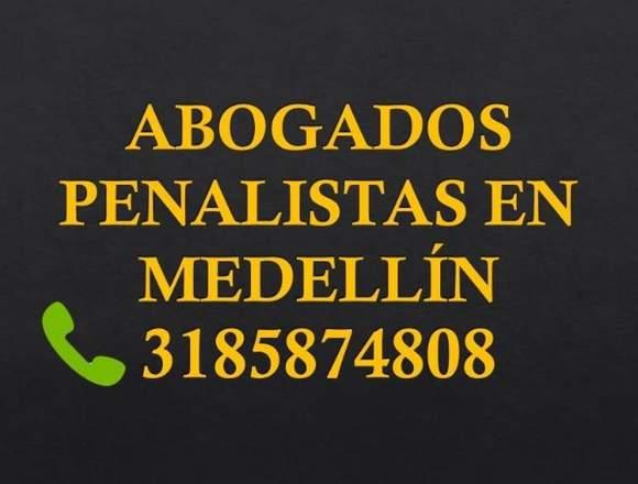 Abogados Penalistas en Medellín y Antioquia