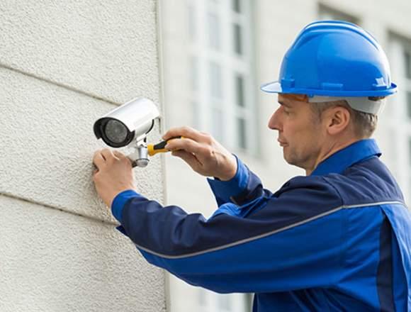 Instalación y mantenimiento camaras de seguridad