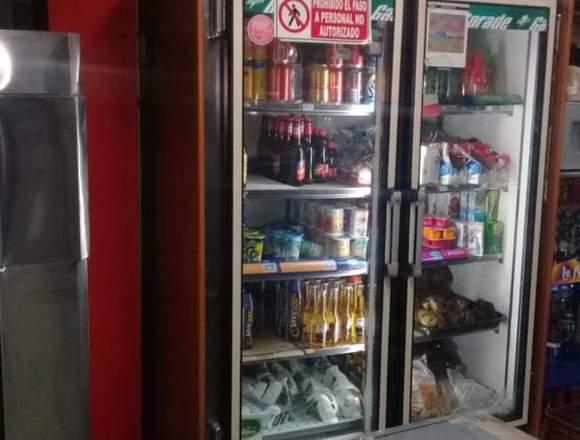 Ganga Refrigerador Industrial