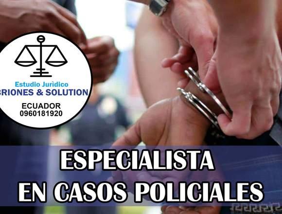 Abogado Penalista Defensa Policial y Militar