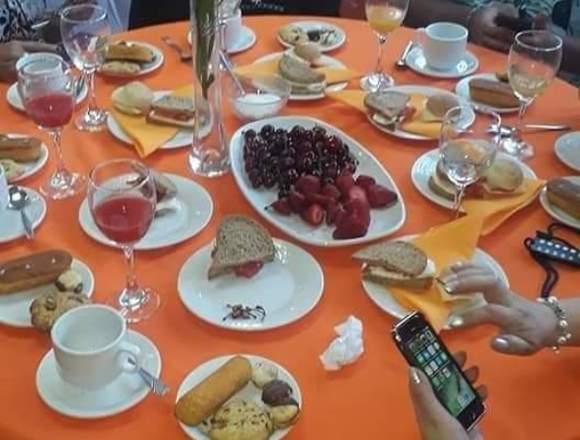 Eventos La Foresta Villarreal  Gourmet