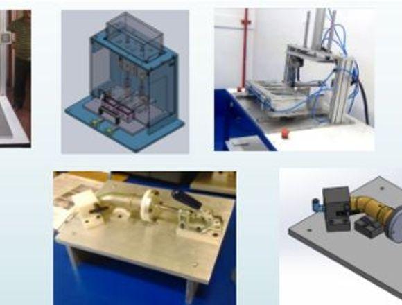 Ingeniería, Diseño Mecánico y Automatización