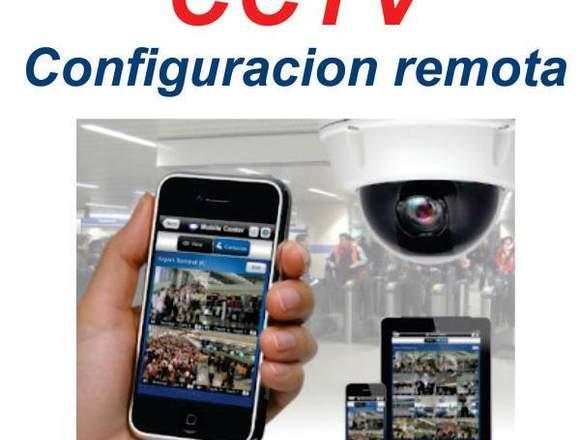 Configuración y Reparación de Dvr, Nvr, Camaras ip